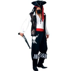 High Seas Buccaneer Man